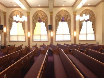 IMG_7435 with new pews, new lights, drapes