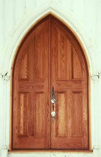 Church Doors  Artech Church Interiors
