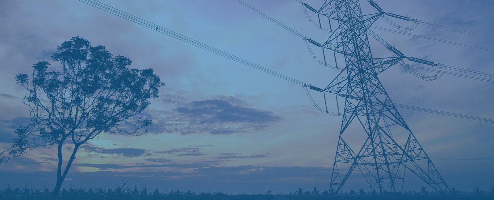 hight resolution of digital power grid and environment