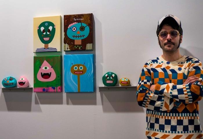 Albert Pinya, ARCO madrid, ARCO 2014, Pinya's Friends, premio AECA