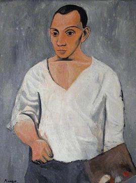 Picasso-autorretrato