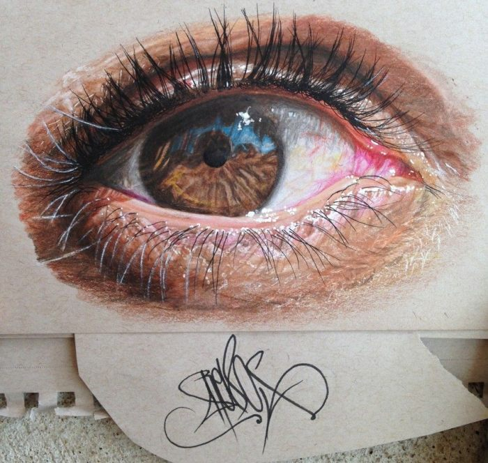 jose_vergara_drawings_pencil_eyes_hyperrealistic_mother
