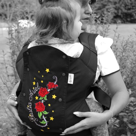 Marsupio baby carrier personalizzabile In between