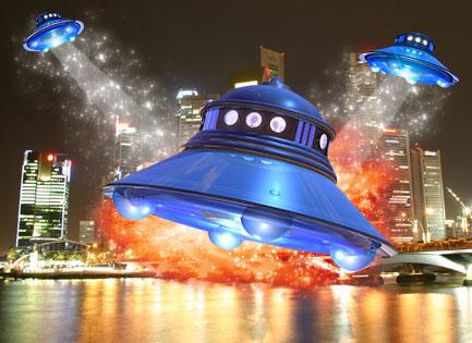 Alien Invasion Manip