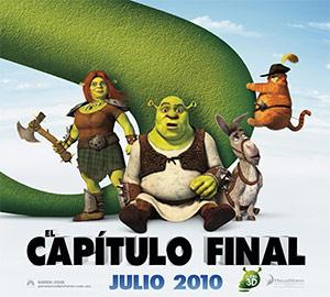Shrek para Siempre - El Capítulo Final