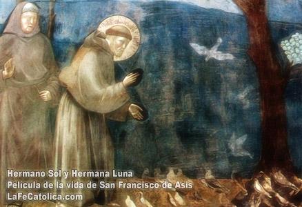 Hermano Sol y Hermana Luna - San Francisco de Asis