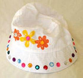 sombrero para sol