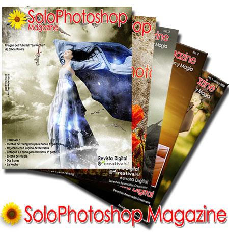 Revista SoloPhotoshop Magazine