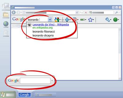 Google Toolbar 6 beta