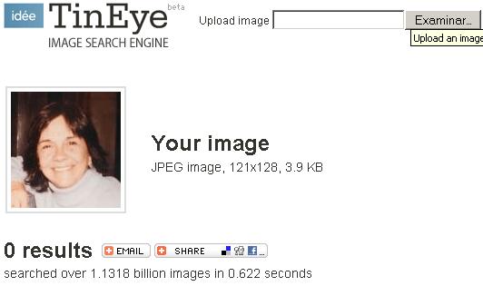 Buscar cara en imagen