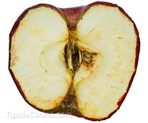 Como Evitar que la Manzana se Oxide al Partirla