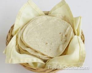 Manejo adecuado de tortillas de maíz