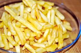 Qué hacer para que no se quemen las papas fritas