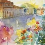 Michelini Antonella - Esplosione di colori a Schivenoglia