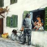 Tatullo Cosimo - Un tempo ... forse nella Corte Dall'Acqua