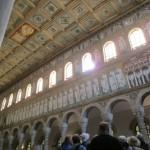 Sant'Apollinare nuovo - la processione dei Martiri