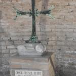 Il Battistero Neoniano - la croce