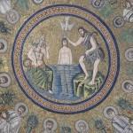 Battistero degli Ariani - interno - cupola
