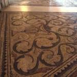 Basilica di San Vitale - mosaici recuperati