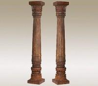 Arte de Mexico Architectural Elements-railings, columns ...
