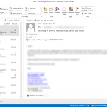 Como importar arquivos. nk2 para Outlook 2013