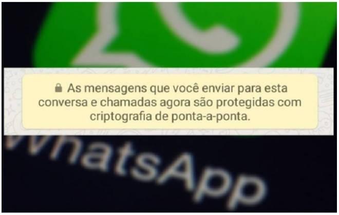 Brecha na criptografia do WhatsApp permite que mensagens sejam interceptadas