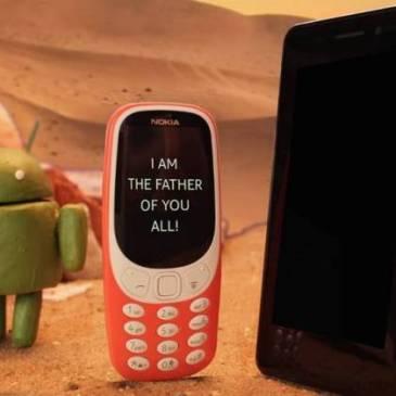 Nokia faz vídeo divertido para o Star Wars Day promovendo celulares Android
