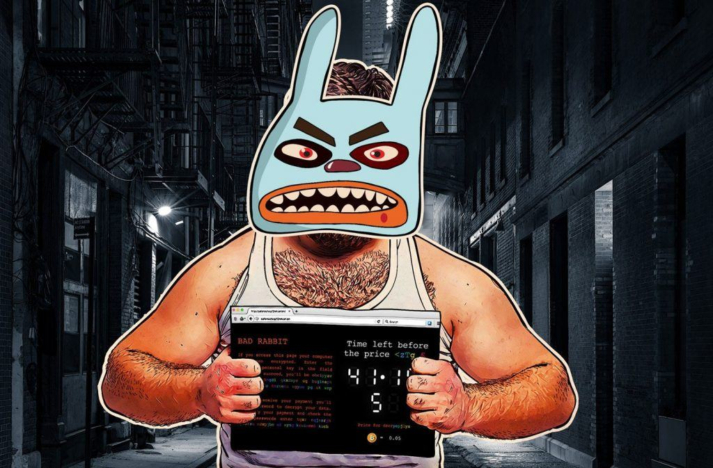 Bad Rabbit: nova epidemia de ransomware