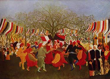 Henri Rousseau (Arte Naif)