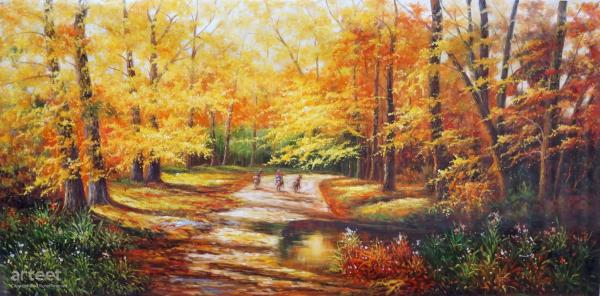 Autumn Paintings for Sale