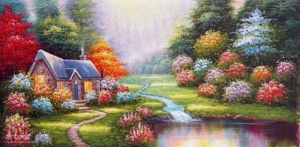 Dreams Of Joy Art Paintings Online