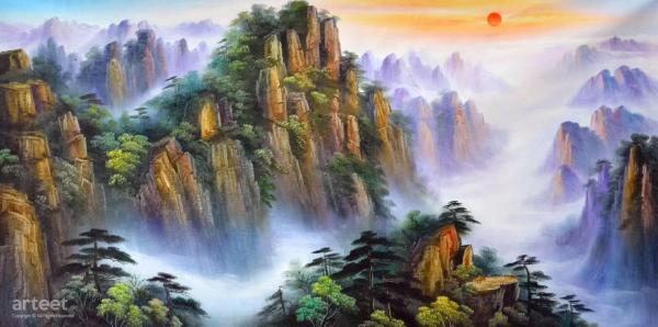 Splendor Painting