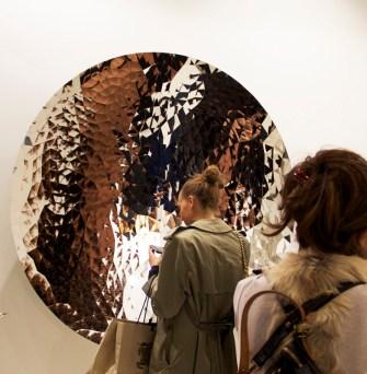 Anish Kapoor - Kamel Nemmour galerie Paris