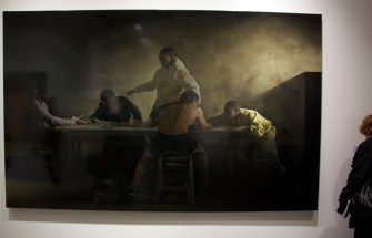 Guillaume bresson- galerie Obadia