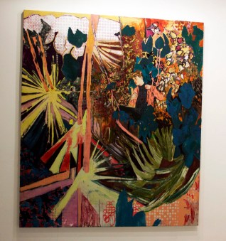 Hernan Bas the giveaway, 2013-Galerie Perrotin Paris
