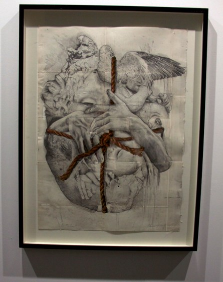 Thomas Lerooy bittersweet 2013- Galerie Nathalie Obadia