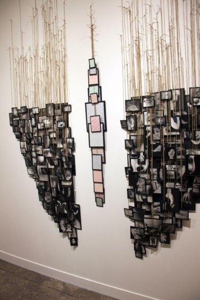 Annette Messager à la galerie Xippas