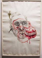 Mithu Sen –Galerie Nathalie Obadia