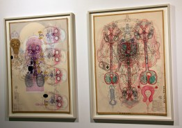 Plny, à la galerie Christian Berst