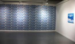 le stand de la galerie Lisa Cooley