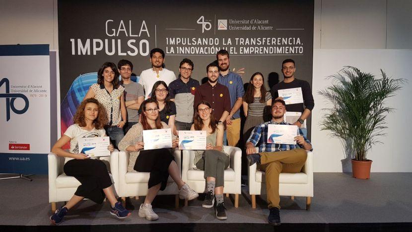 Premios Impulso Artefactos general