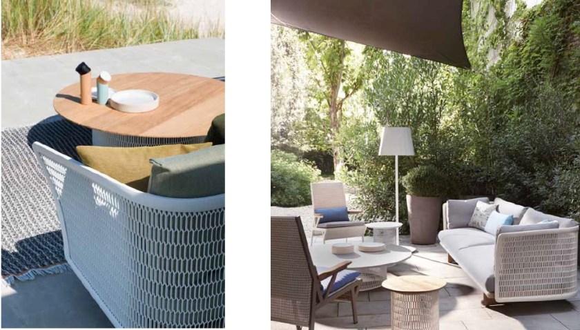 mobiliario terraza artefactum interiorismo