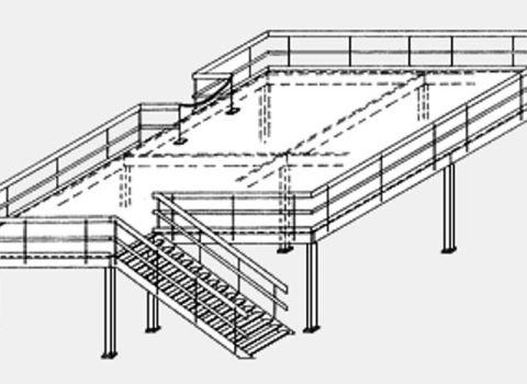 Soppalco in Ferro PVC – Coibentati