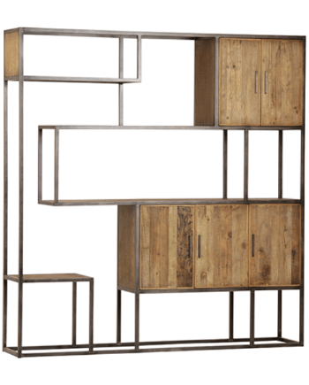 LUTZ-WALL-UNIT-T