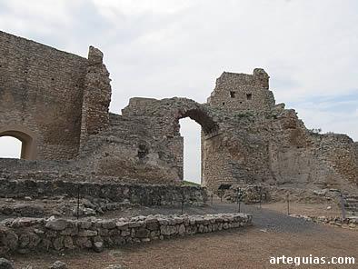 Puerta de comunicación de la medina con el alcázar desde éste