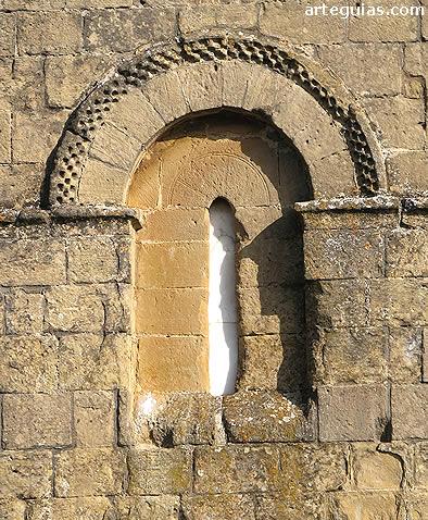 Ventanal de esta fachada