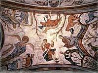 Pinturas murales del Panteón de los Reyes