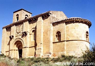 Santa María de la Piscina (San Vicente de la Sonsierra)