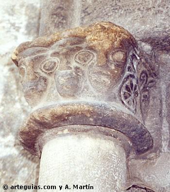 Capitel de Sant Miquel de Vielha. Val d'Aran