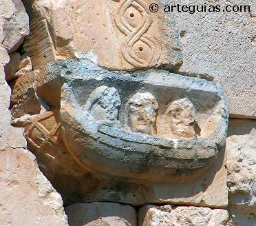 Capitel absidal